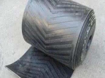 帆布芯耐热输送带(100℃覆盖胶)